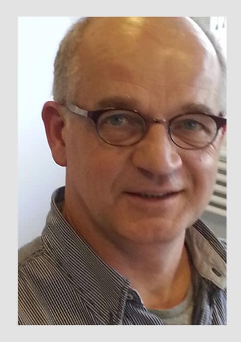 Portret Gilbert Maas