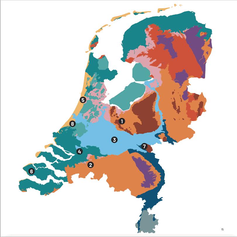Voorbeeldsteden Nederland
